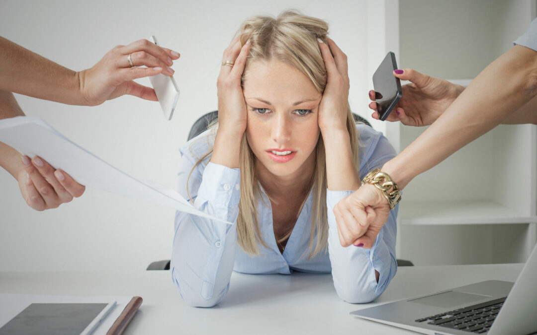 Employee burnout and low productivity – Are poor communications to blame?