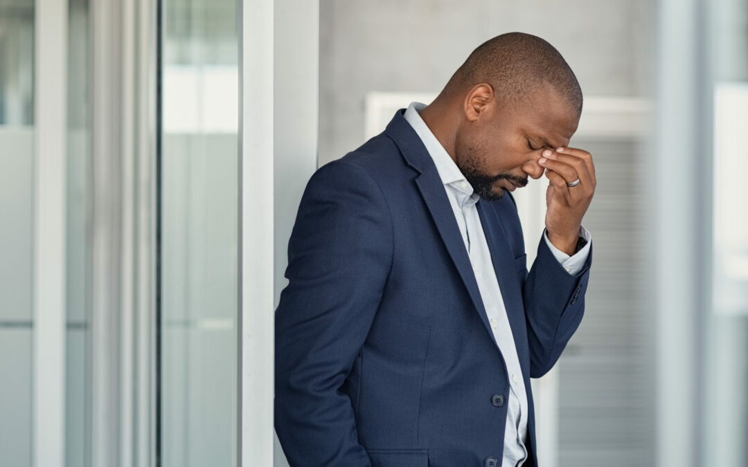 Four signs that you are headed toward burnout