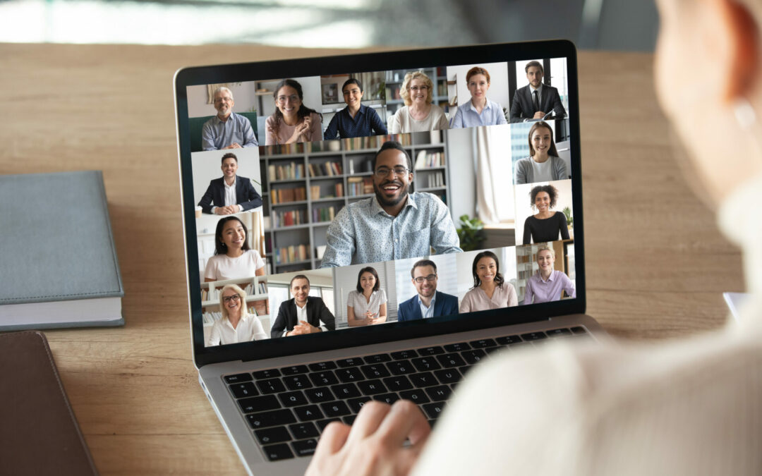 Five ways to maintain professional etiquette when video conferencing